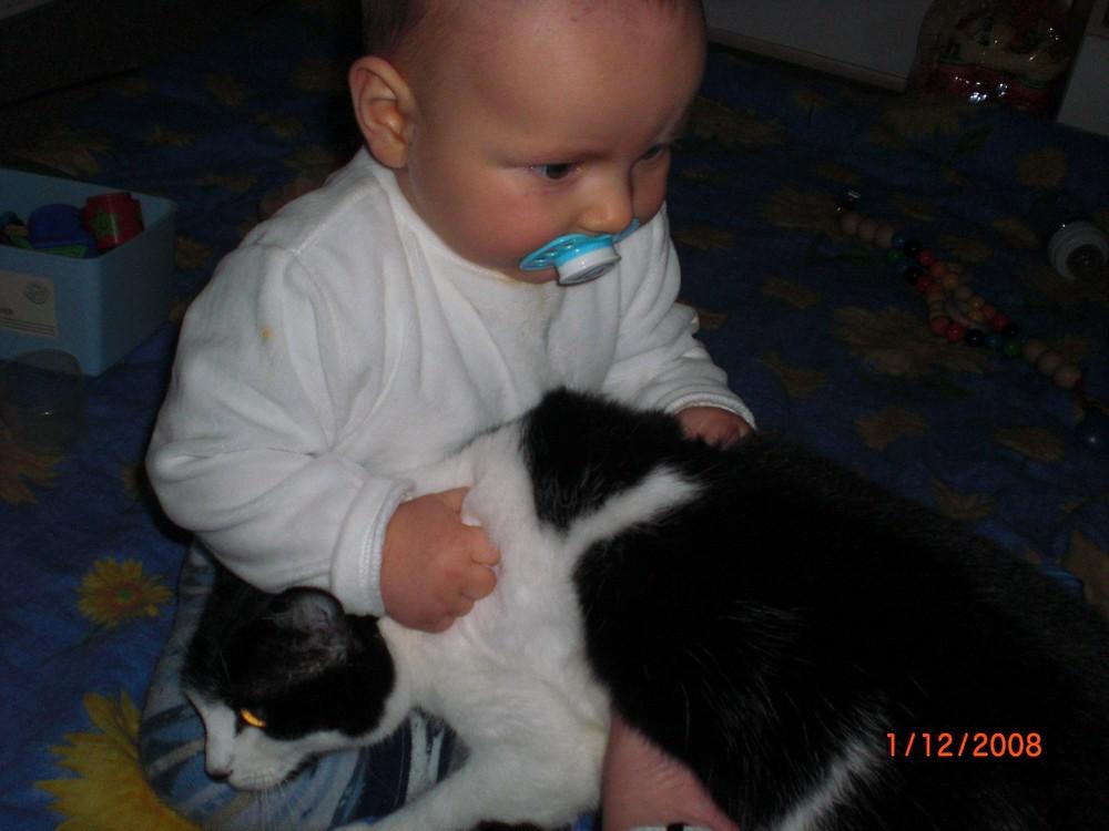 Maximilian und Jossy