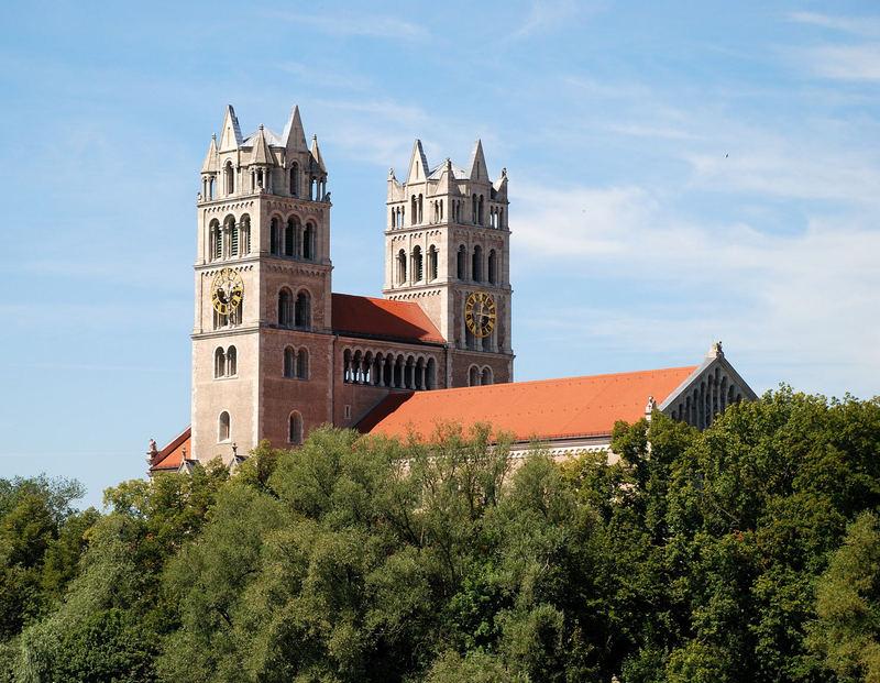 Maximilianskirche in München
