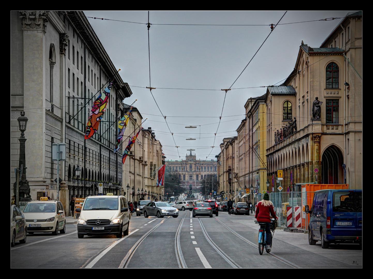 Maximilianstrasse München