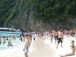 Maya Bay - die andere Seite
