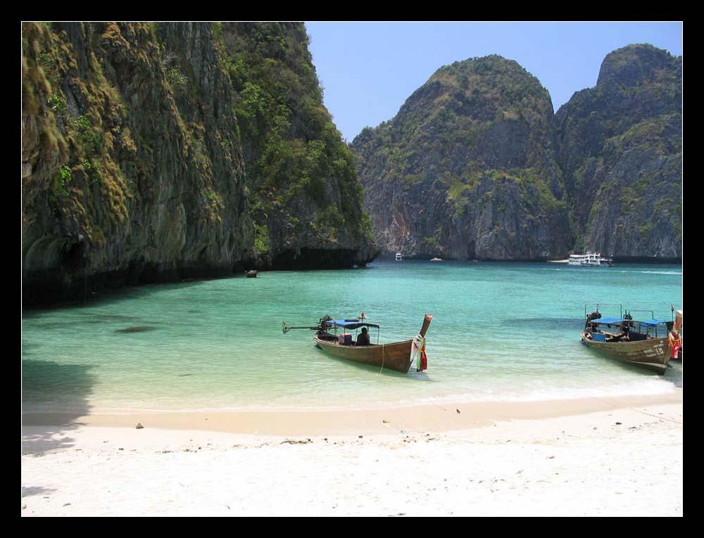 Maya Bay - Phi Phi Lee
