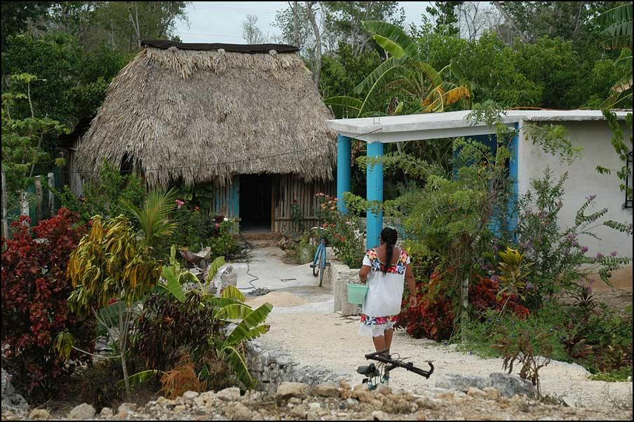 Maya-Haus