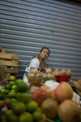 Maya-Markt in Merida