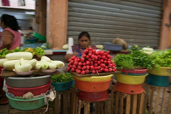 Maya-Markt in Merida II