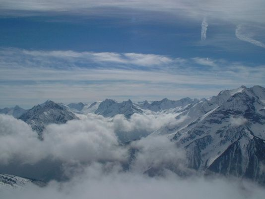 Mayrhofen`s Panorama
