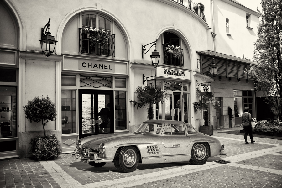 MB 300 SL Coupe