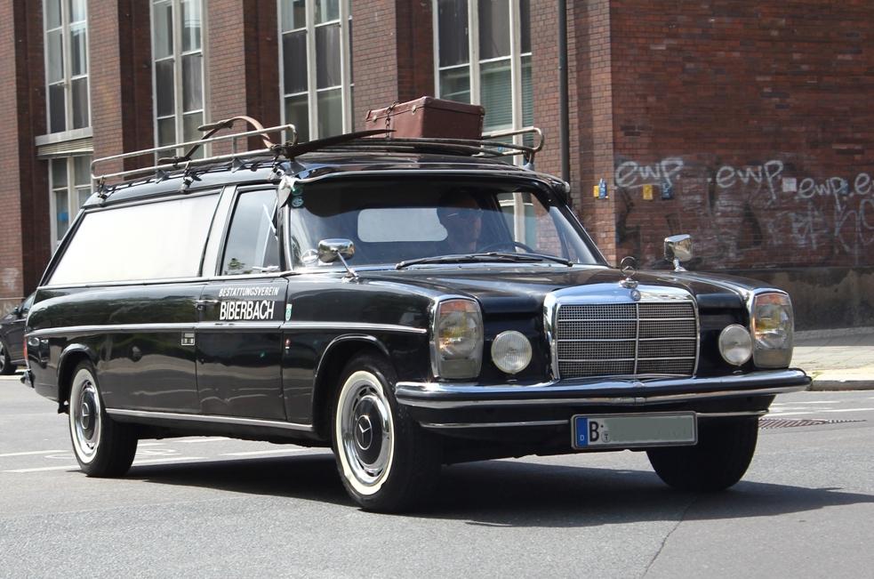 MB /8 ehemaliger Leichenwagen