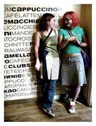 Mc Cafe (Kristina and Stephanie)