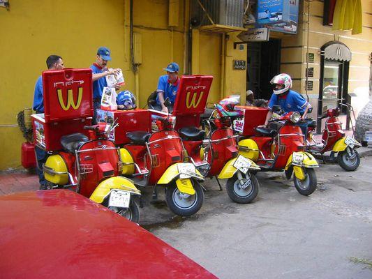 mc donalds delivery service