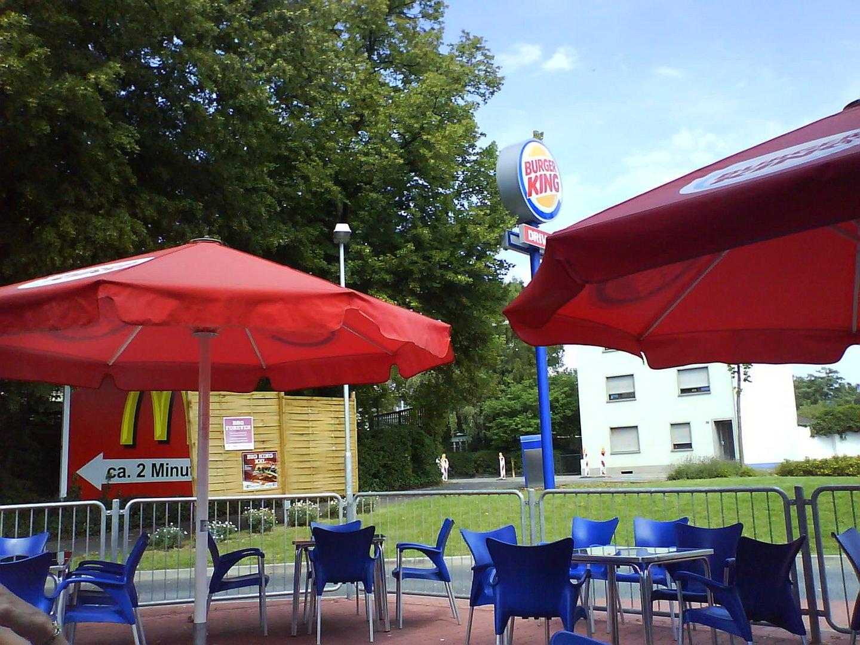 MC Donald´s vs Burger King ?