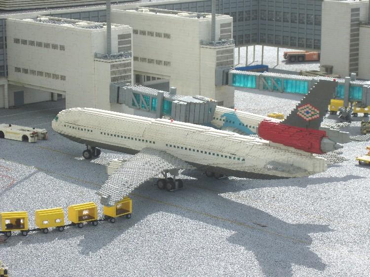 Mc Donnell Douglas DC-10 im LEGOland
