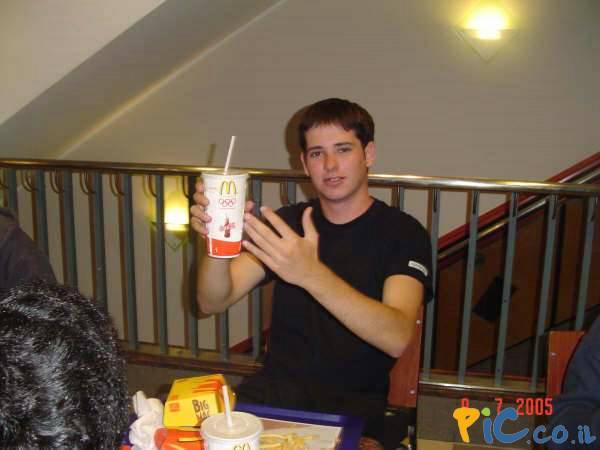 McDonalds I Lovin' It!