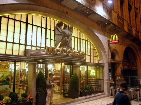 McDonalds mal anders