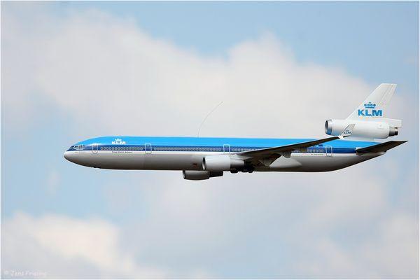 McDonnell Douglas MD-11 von Norbert Rauch