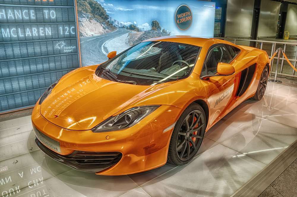 McLaren 12c HDR Version 2