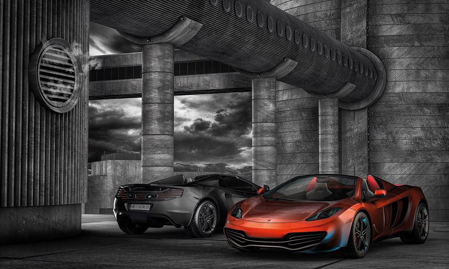 McLaren Cabrio
