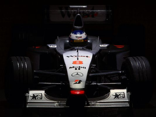 McLaren F1 Modell