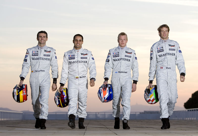 McLaren Team 2005