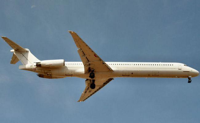 MD-80 von MAP Jet in Las Palmas