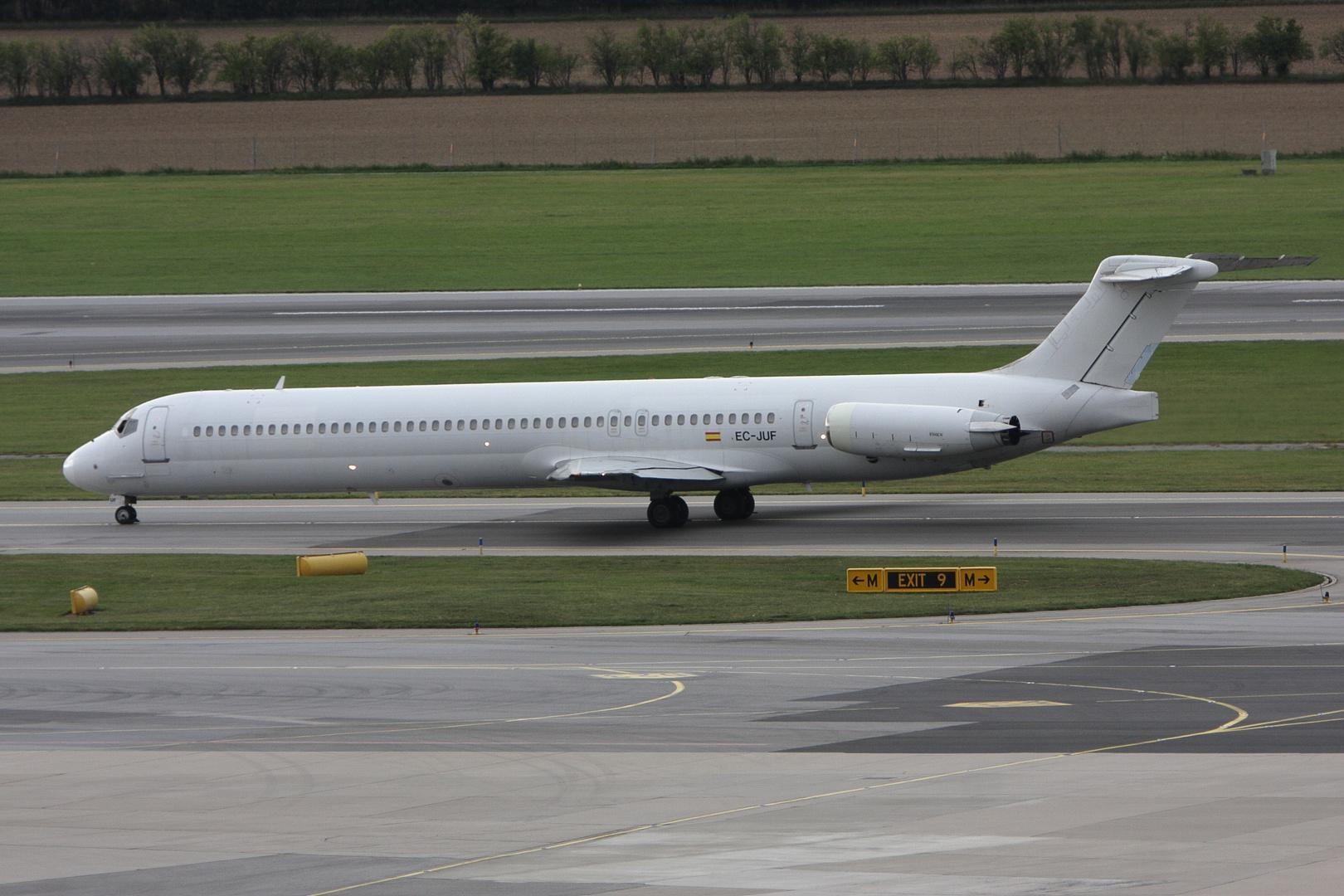 MD 82 Swift air...