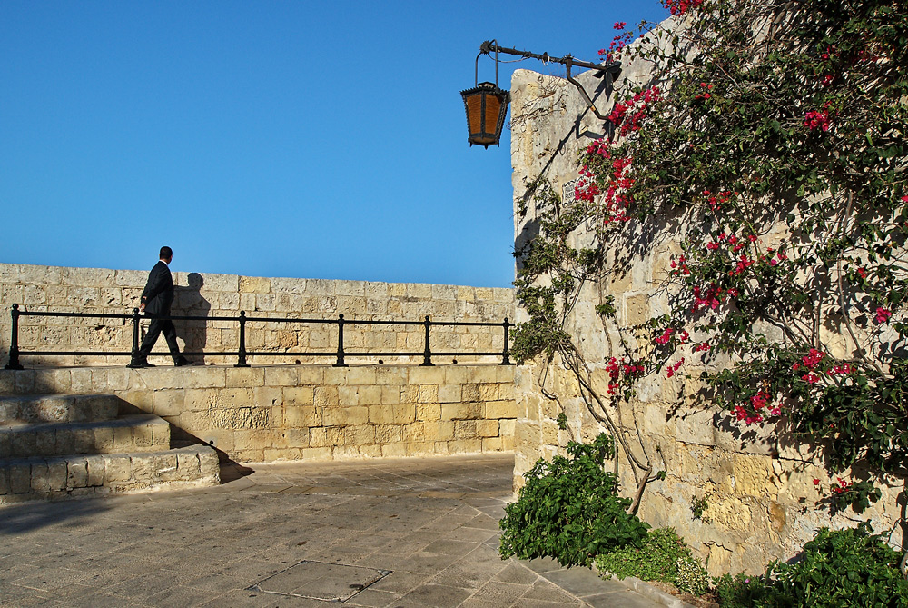 Mdina - die stille Stadt #1