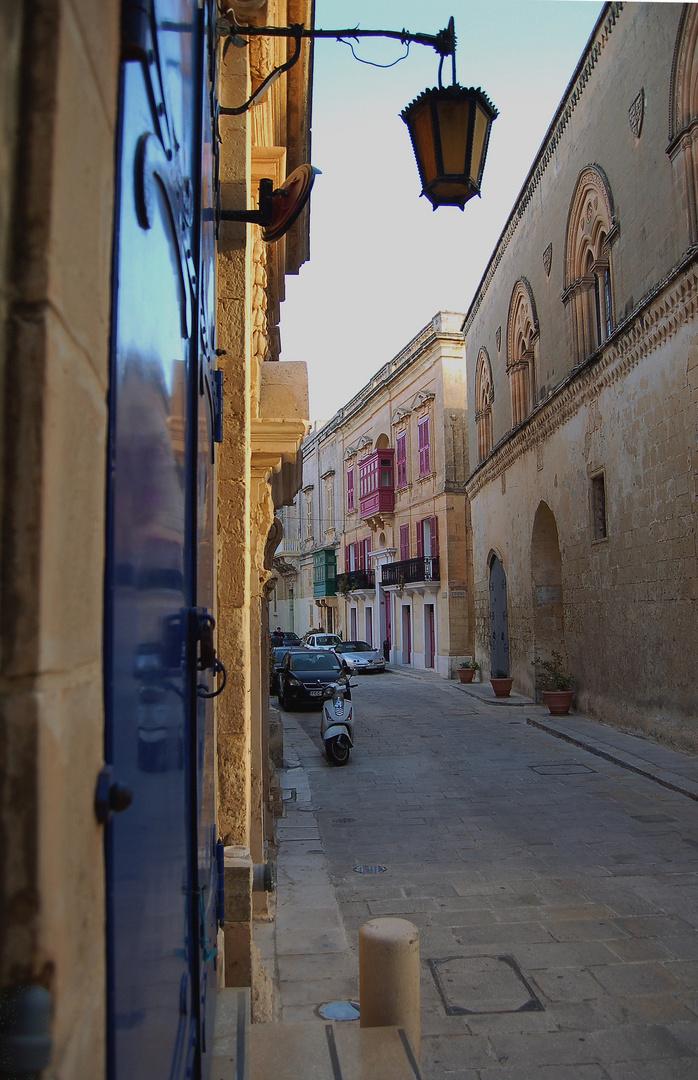 Mdina - The Quiet City