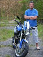 Me and my bike