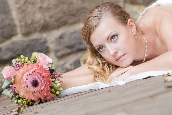 me as a bride