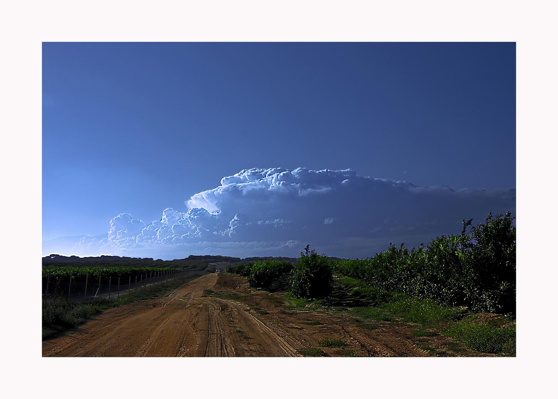Me gustó esa nube