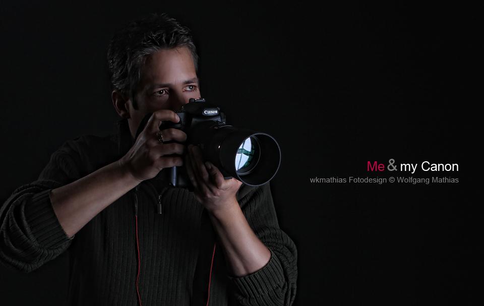 Me & my Canon