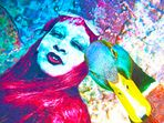 Me & my Friend Lucky Duck ;0))