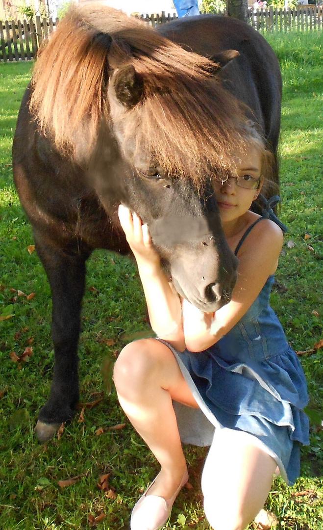 Me & My Horse
