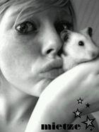 me & my little rock 'n' roll queen