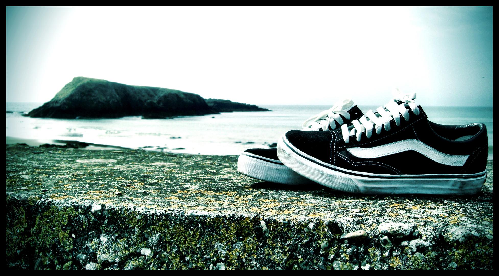 Me, my Vans and Ireland...