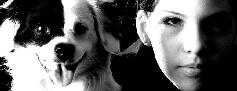 me, myself and my dog