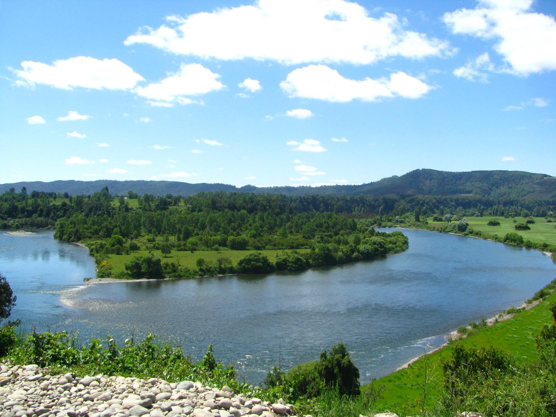 Meandro Río San Pedro