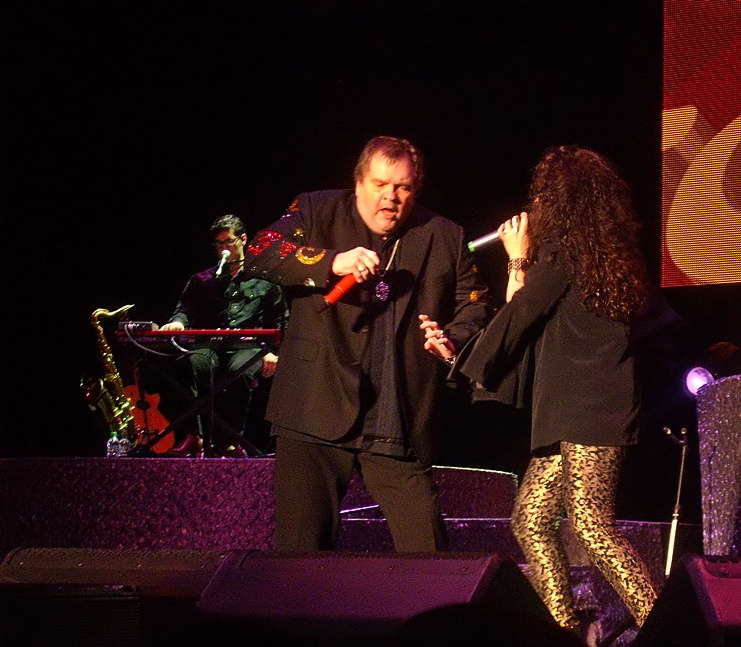 Meat Loaf & Patricia Russo