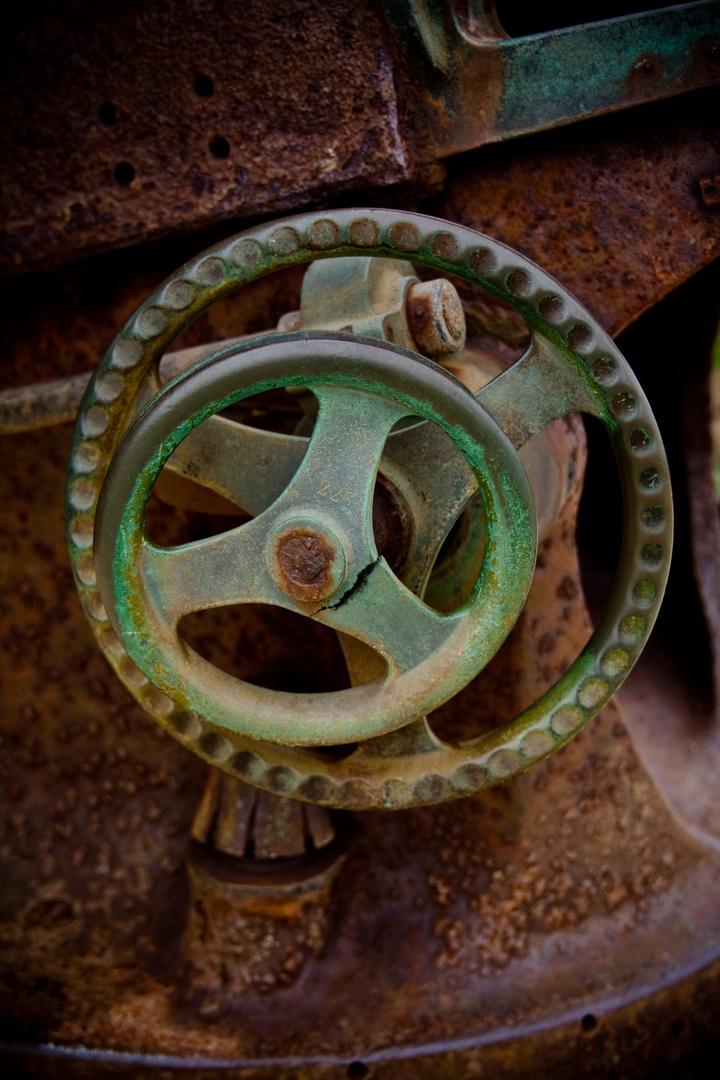 mécanique de canon