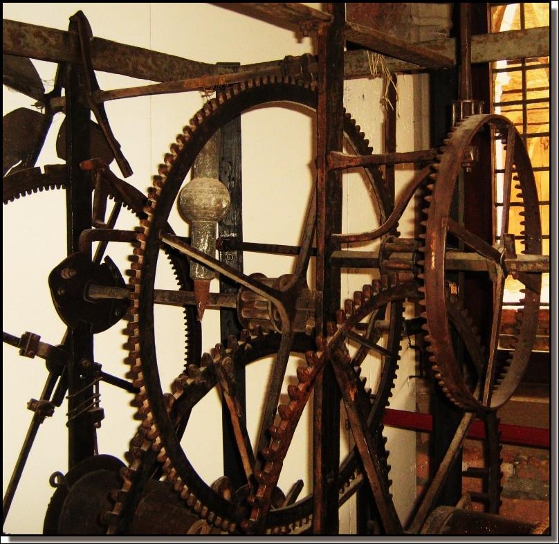Mécanisme de l'Horloge du Campanile de Venise
