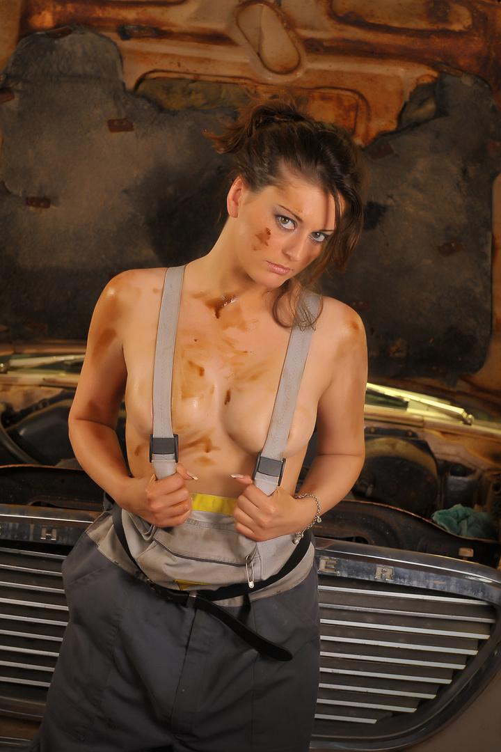 mechanic woman II