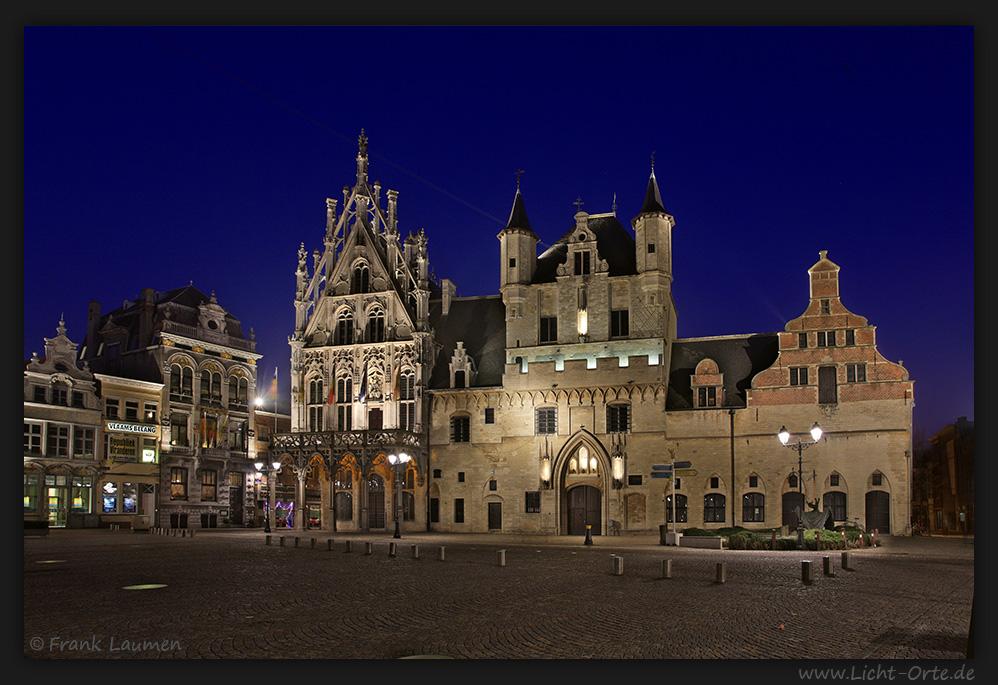 Mechelen (B) - Stadhuis