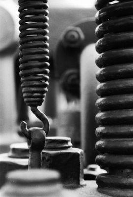 Mechianisches Machtinstrument im Manöver