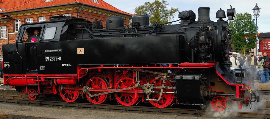 Mecklenburgische Bäderbahn Molli (http://www.molli-bahn.de/)