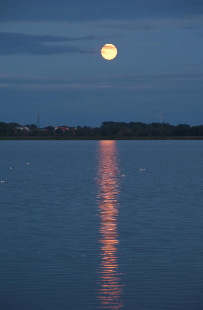 MecPom: Moon over Ribnitz-Damgarten