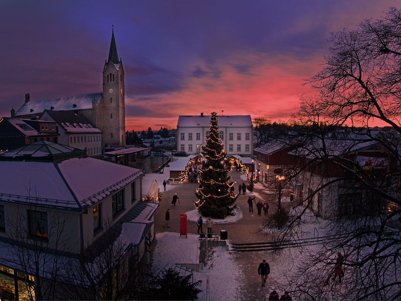 Medebacher Weihnachtsmarkt 2012