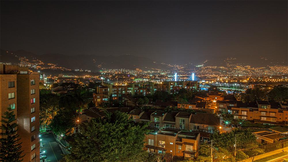 Medellin Night