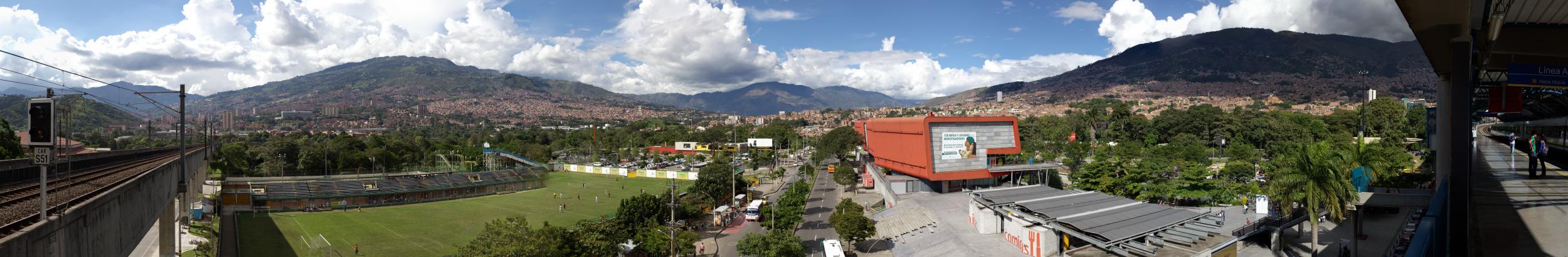 Medellin Norte - Estación Universidad