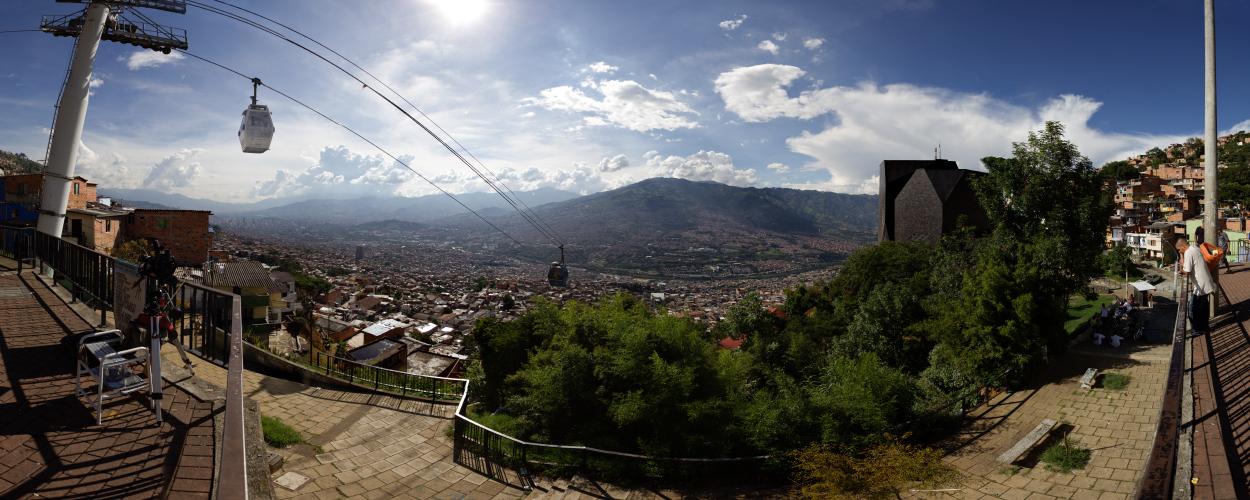 Medellin - Santo Domingo
