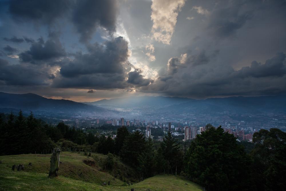 Medellin - Tormenta