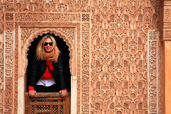 Medersa (Koranschule) Ben Youssef , Marrakesch